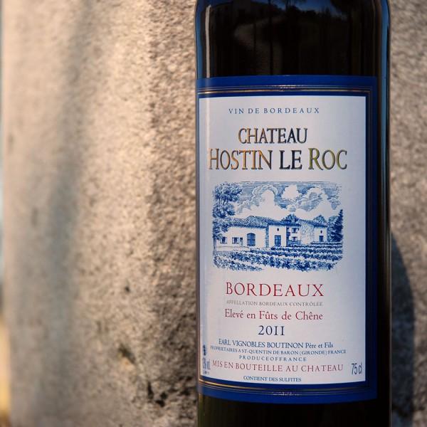 Château Hostin le Roc 2011